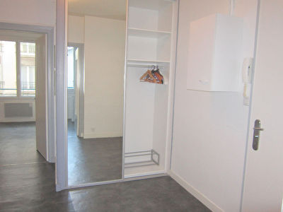 EXCLUSIVITE INVESTISSEUR A VENDRE APPARTEMENT 2 PIECES DE 43.31M2 BREST SIAM