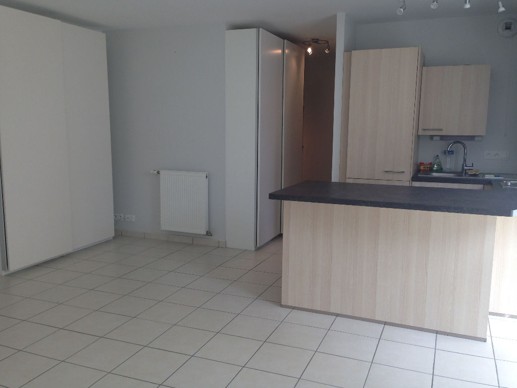 APPARTEMENT A VENDRE T2 DE 43M2 RESIDENCE DE STANDING DE 2013 ASCENSEUR PARKING SECURISE BREST HYPER CENTRE VILLE