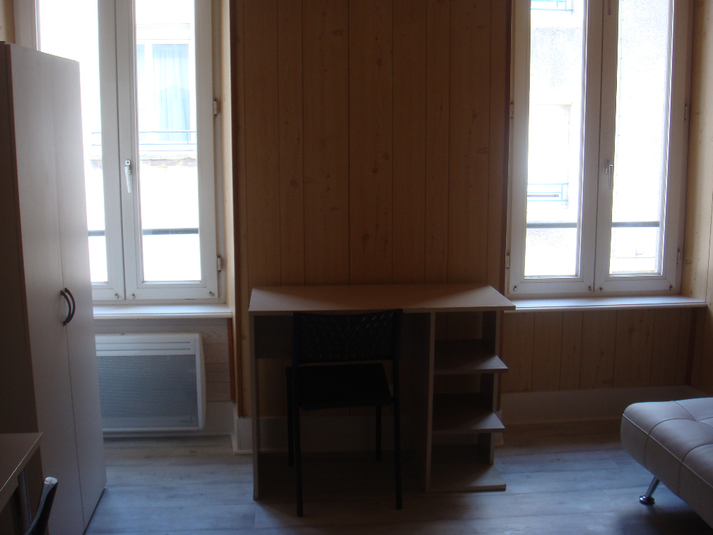 EXCLUSIVITE A VENDRE APPARTEMENT 1P  DE 18 M2 BREST SAINT MARTIN