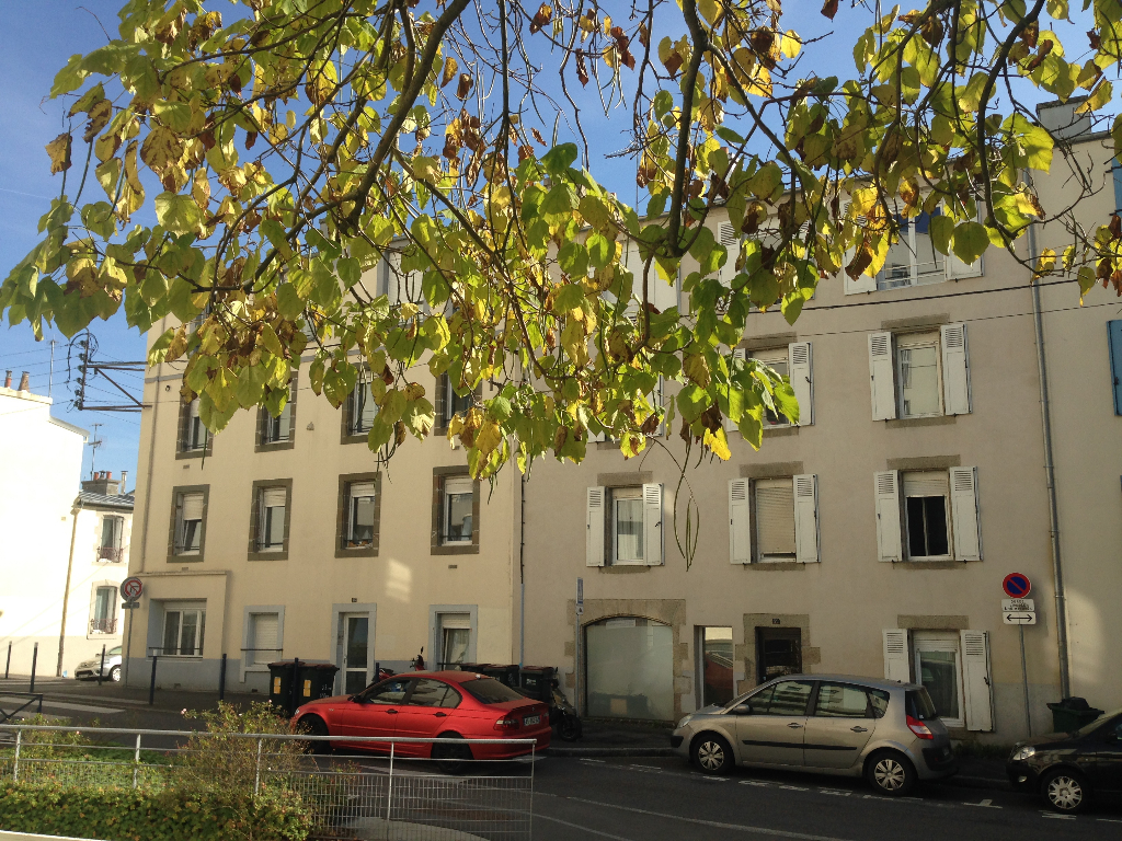 EXCLUSIVITE APPARTEMENT 1P DE 18 M2 BREST SAINT MARC