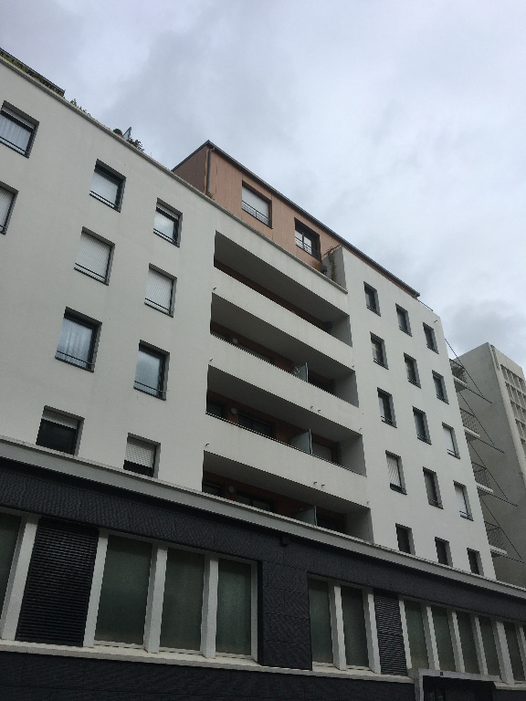 APPARTEMENT A VENDRE 2 PIECES 48m²  BALCON ASCENSEUR GRAND STANDING PARKING BREST SIAM